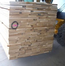 27mm Sawn Square Edged Oak